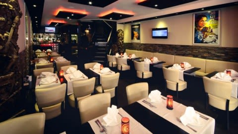 Bollywood Indiaas restaurant, Amsterdam