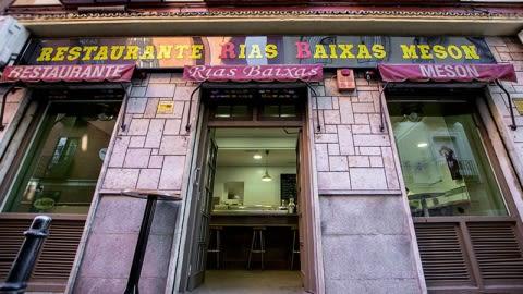 Rías Baixas Centro, Madrid