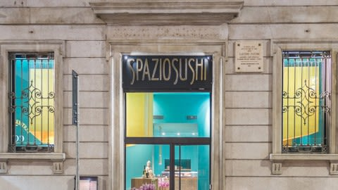 Spazio Sushi, Milan