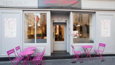 Sushi Juliette, Paris