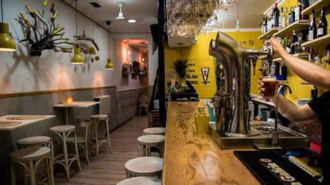 Matute Arepa Bar, Madrid