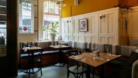 Bar bistro Speakers, The Hague
