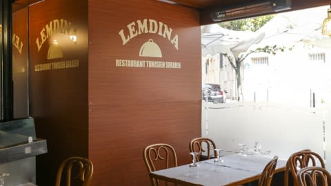 Lémdina, Paris