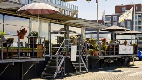 Brasserie Het Gouden Kalf, The Hague
