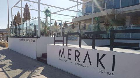 Meraki - Meraki Beach Hotel, La Pobla De Farnals