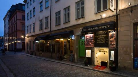 Källare Movitz, Stockholm