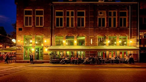Bar Botanique, Amsterdam