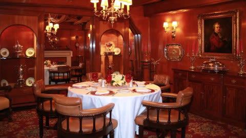 Sir Winston Churchill's, Mexico City
