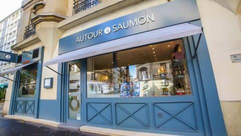 Autour du Saumon Convention, Paris