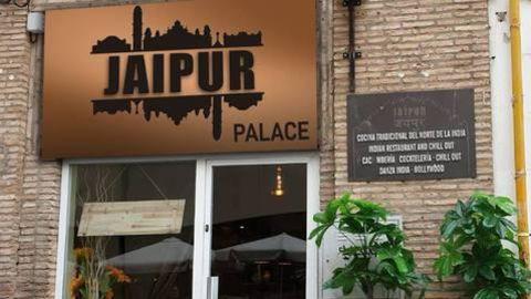 Jaipur Palace Indian Restaurante, Sevilla