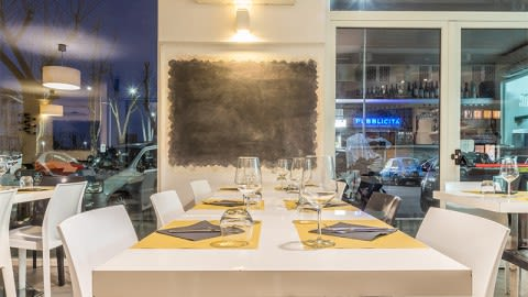 Rewine io e tu Cucina mediterranea, Rome