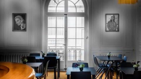 Café Harcourt, Paris