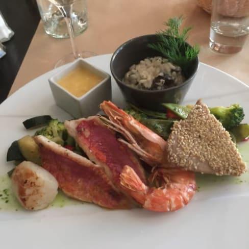 Le Fou Du Roi In Nantes Restaurant Reviews Menu And Prices
