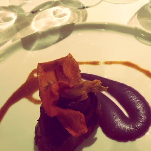 Restaurant La Table Du Parc A Fontainebleau 77300 Menu Avis