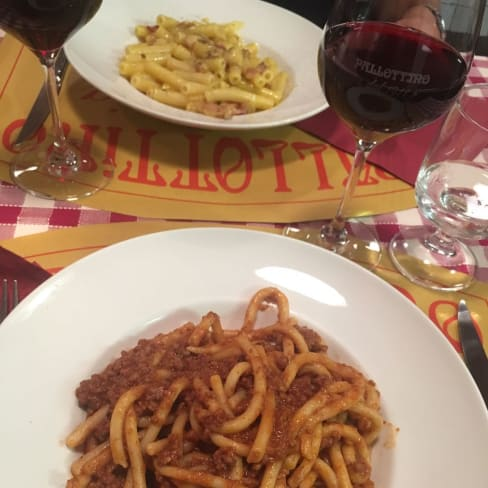 Panche Per Fast Food.Trattoria Pallottino In Florence Restaurant Reviews Menu And