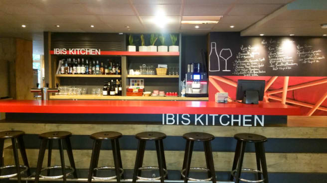 Ibis Kitchen Restaurant Paris Porte