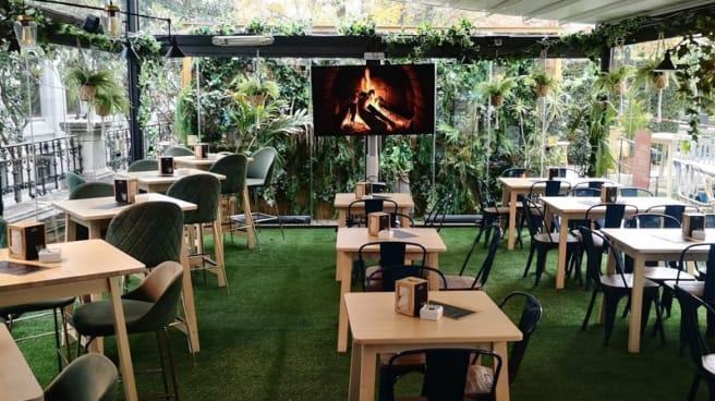 Restaurante Bocanegra Terraza En Madrid Thefork Antes