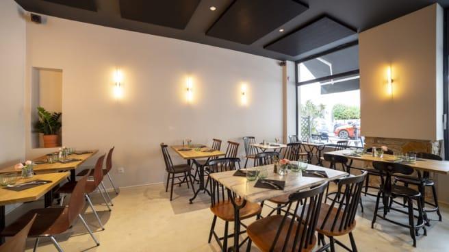 Restaurant Le French Fumoir A Lyon 69007 Blandan Menu