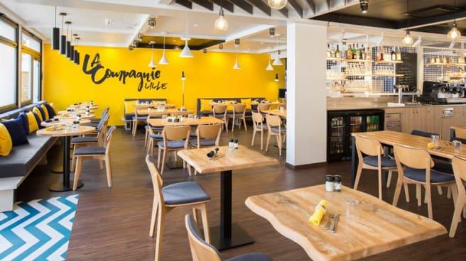 La Compagnie Bistrot Lille In Lille Restaurant Reviews Menu
