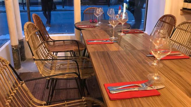 Coup De Coeur In Paris Restaurant Reviews Menu And Prices