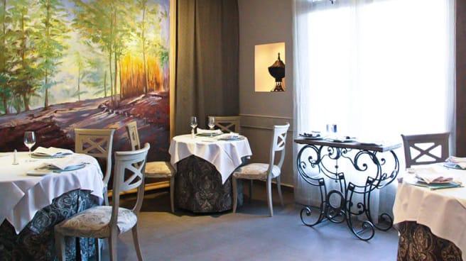 Restaurante en pack romantico