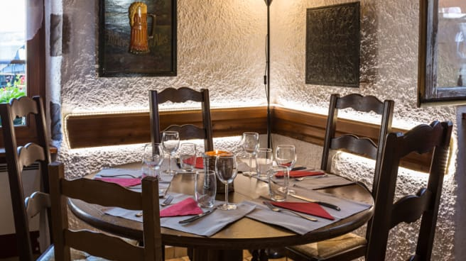 La Petite Auberge In Chene Bourg Restaurant Reviews Menu And
