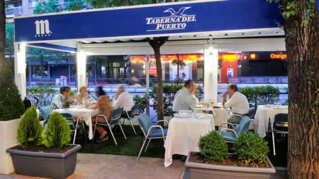 Taberna Del Puerto Diego De Leon In Madrid Restaurant Reviews