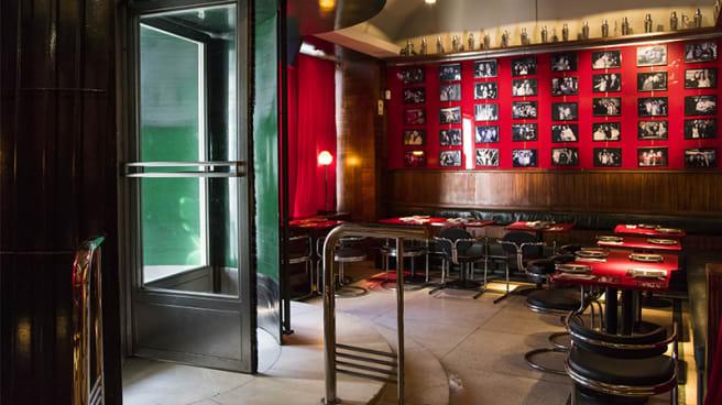 Restaurante Museo Chicote En Madrid Callao Centro Menú