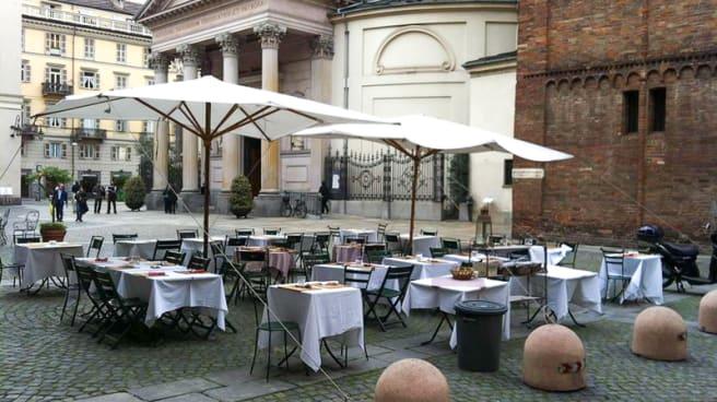 Il Bacaro Pane E Vino à Turin