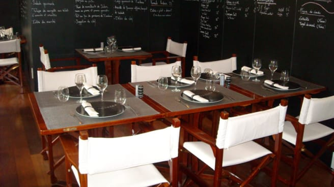 L Ardoise In Clamart Restaurant Reviews Menus And Prices