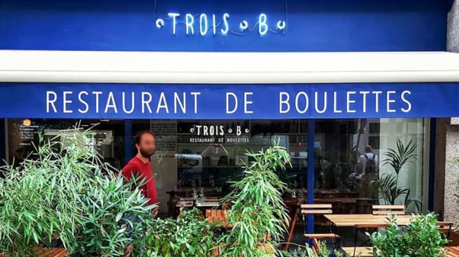 Trois B In Paris Restaurant Reviews Menu And Prices Thefork