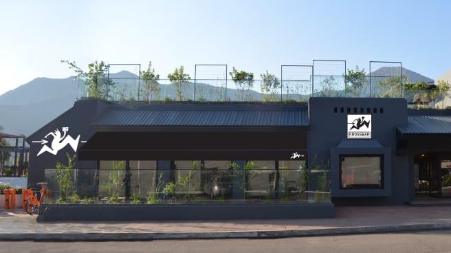 Restaurante Krossbar Borde Rio En Santiago Thefork