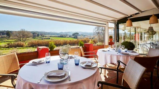 Restaurante Casa Fuster Masia Sant Cugat En Sant Cugat Del