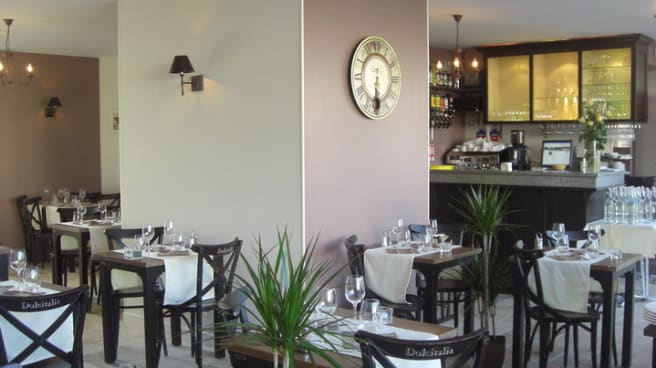 Restaurant Dolcitalia A Vaureal 95490 Avis Menu Et Prix