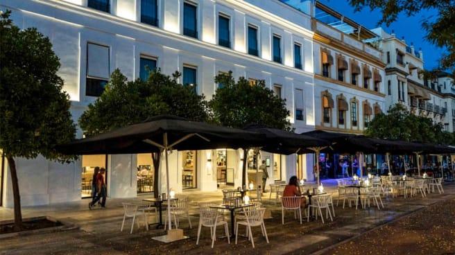 Restaurante Fluvial En Sevilla Thefork Antes Restorando