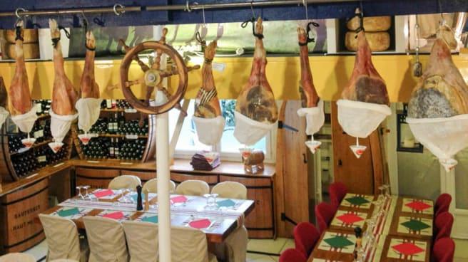 La Table Paysanne In Vendays Montalivet Menu Openingstijden