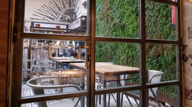 Restaurante Saporem Ventura En Madrid Thefork Antes