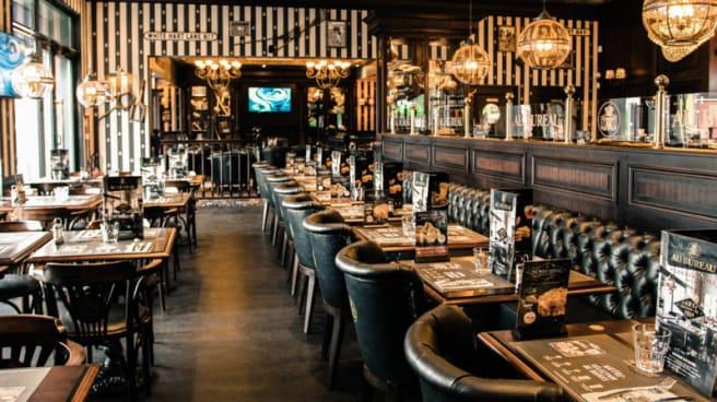 Au Bureau Bonneuil In Bonneuil Sur Marne Restaurant Reviews