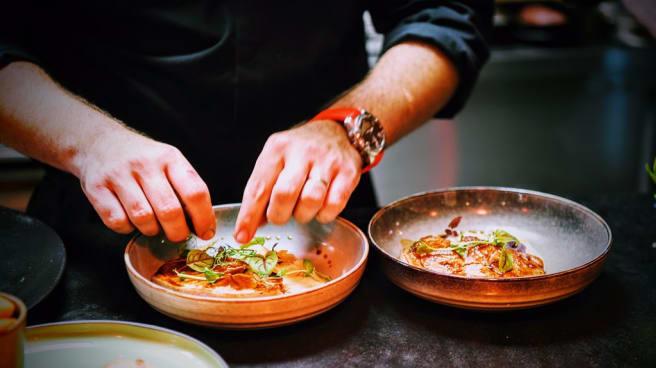 Restaurante Les Tontons Cuisinent En Saint Sebastien Sur Loire