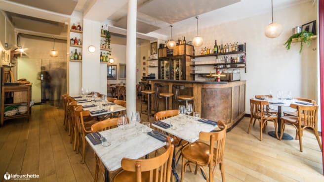 Vantre In Paris Restaurant Reviews Menu And Prices Thefork
