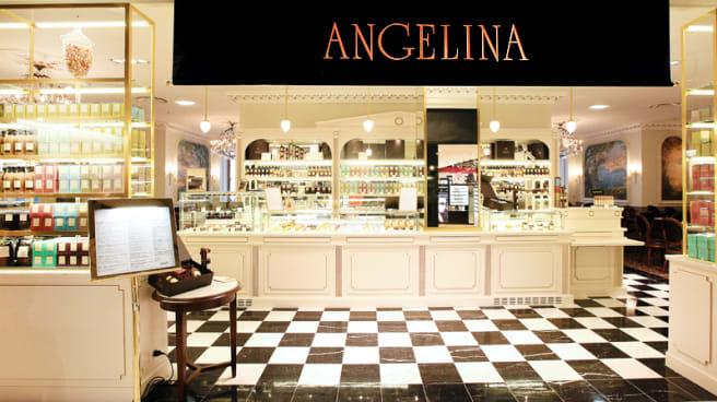 Restaurant Angelina à Lyon (69003), Part Dieu, Tête d\u0027or