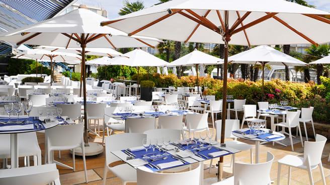Restaurant Restaurant Ailleurs Westotel Nantes à La Chapelle