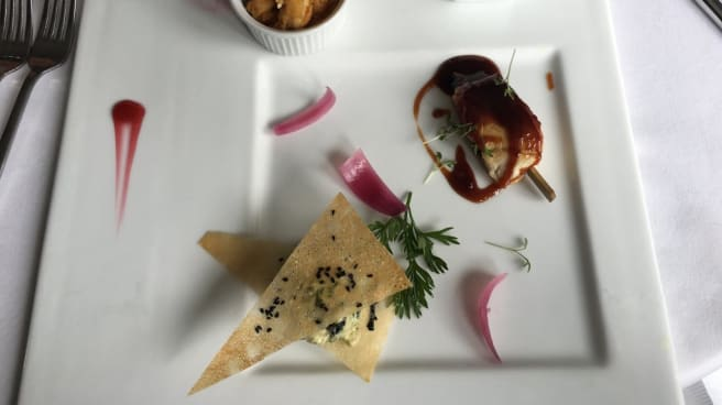 Les Tuileries In Beuvry La Foret Restaurant Reviews Menu And