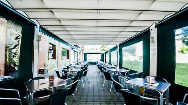 Restaurante El Patio De Mi Casa En Palencia Thefork Antes