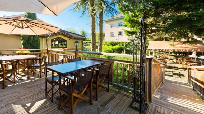 Les Pres Du Rosay In Sallanches Restaurant Reviews Menu And