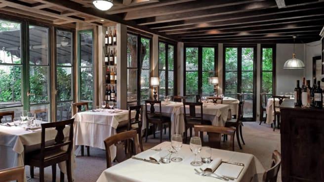 Restaurante Taverna Della Trisa En Milán Thefork Antes