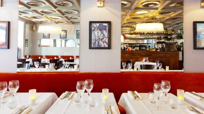 Restaurant La Table Des Oliviers A Neuilly Sur Seine 92200