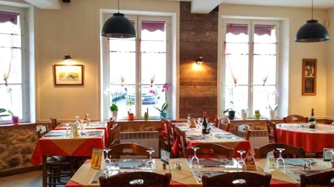 Restaurant La Table Du Cure A Villiers Sur Morin 77580 Menu