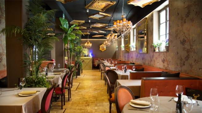 Restaurant Kuche A Madrid Menu Avis Prix Et Reservation