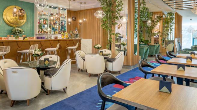 Restaurante Studio32 Hotel Barceló Imagine En Madrid